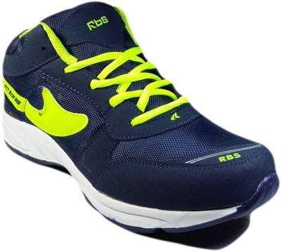 RBS Rbs Blue Green Running Shoes