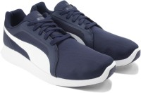 Puma ST Trainer Evo Peacoat-white Sneakers Blue