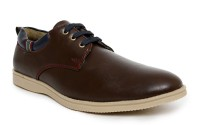 Romanfox 100053-Casual-Brown Casuals