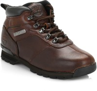 Timberland Mens Brown Splitrock 2 Boots Outdoor Shoes