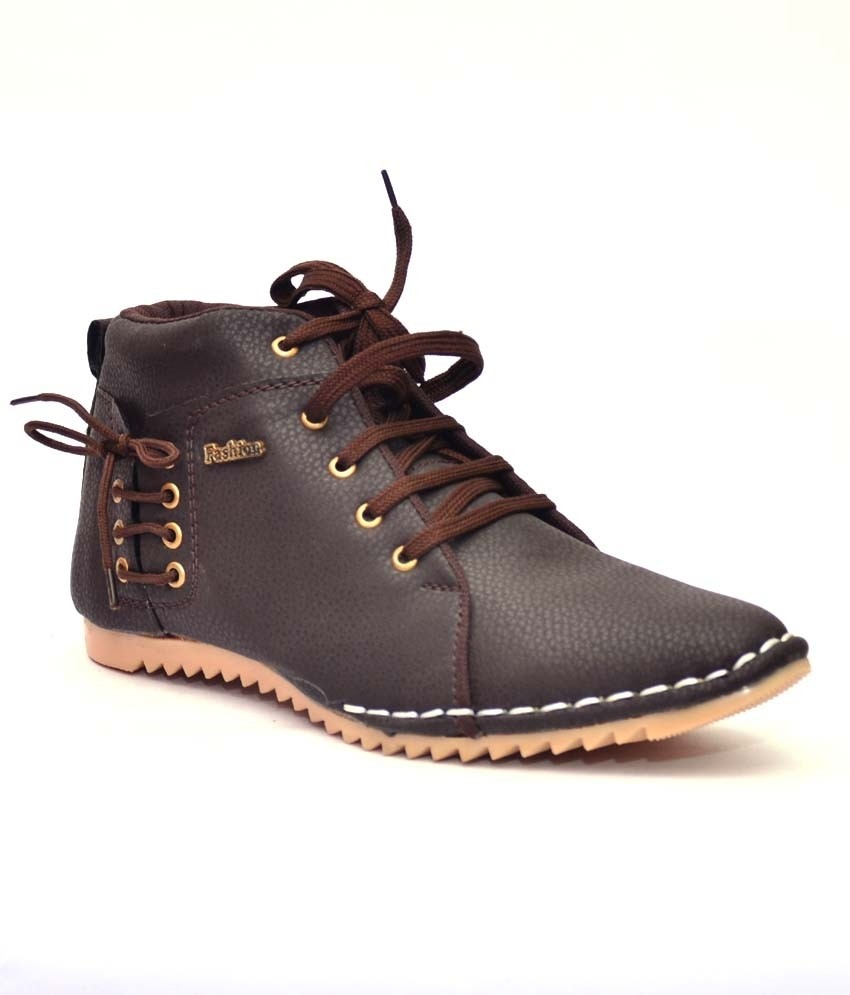 20 on vogue guys satisfy brown casual shoes on