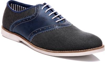 Juandavid 0057-Blue Casual Shoes
