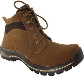 JK Port Smartman C55 Tan 703 Boots