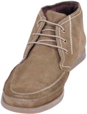 Hawaishop Tan Outdoor Boots