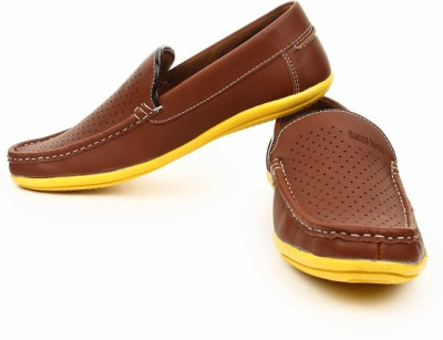 Bacca Bucci Perforated Loafers