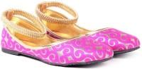 Ten Women Designer Pink Round Belt Support Bellies