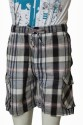 TSG Escape Checkered Bermuda Shorts Men's Shorts - SRTDP5YC87FWEGXS