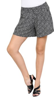 StyleToss Floral Print Women's Culotte Shorts