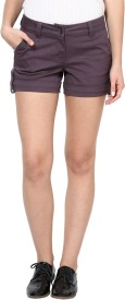 Species Solid Women's Basic Shorts