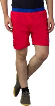 Greenwich United Polo Club Solid Men's Sports Shorts - SRTE7YYYV5T3SFH6