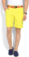 Wear Your Mind Solid Men's Shorts