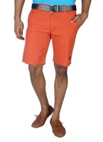 Pudu Lifestyle Solid Men's Chino Shorts