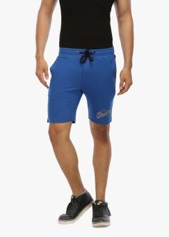 Wear Your Mind Solid Men's Sports Shorts - SRTE8UHHTG7PRX2Q