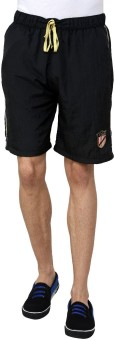 NU9 2036 Solid Men's Basic Shorts