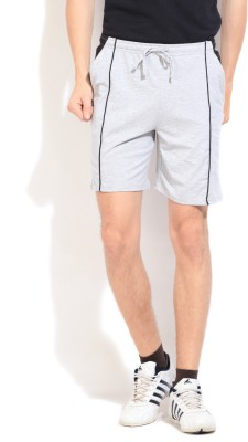 Hanes Hanes Solid Men's Sports Shorts (Multicolor)