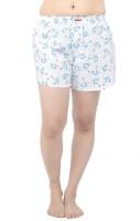 TeesTadka Printed Women's Boxer Shorts - SRTEFHHPJEXMRKYE