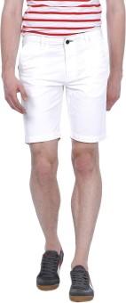 Basics Solid Men's Basic Shorts - SRTE6SDABECF5NKQ