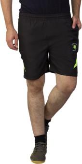 Greenwich United Polo Club Solid Men's Sports Shorts - SRTE7YYZKY65EQ4H