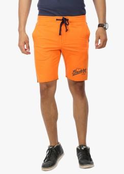 Wear Your Mind Solid Men's Sports Shorts - SRTE8UHHY2KMQR2C