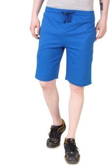 Aventura Outfitters Solid Men's Basic Shorts - SRTE5NJPFV42RJDF