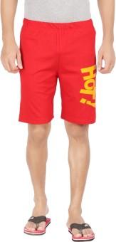 Dk Clues Printed Men's Basic Shorts