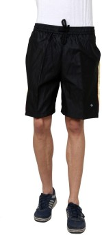 NU9 2029 Solid Men's Basic Shorts