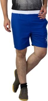 Greenwich United Polo Club Solid Men's Sports Shorts - SRTE7YYYCGWNHKCH
