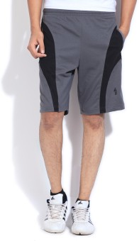 Jockey Solid Men's Sports Shorts