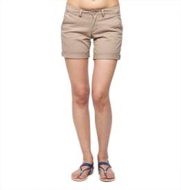 American Swan Solid Women's Hotpants