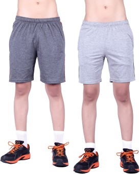 DFH Solid Men's Basic Shorts, Beach Shorts, Gym Shorts, Night Shorts, Running Shorts, Sports Shorts