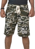 Radio Jockey Printed Men's Basic Shorts