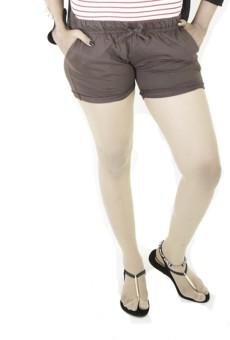 Redzo Solid Women's Hotpants