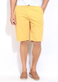 Flippd Solid Men's Shorts