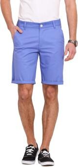 Ennoble Solid Men's Basic Shorts