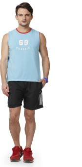 Abloom Solid Men's Sports Shorts