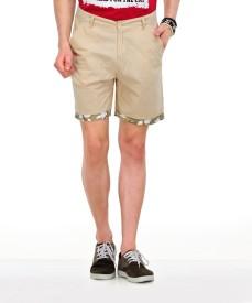 Yepme Solid Men's Basic Shorts