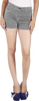 Tequila Shorts Printed Women's High Waist Shorts - SRTE94PPYZMP6ZM9