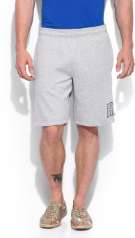 Harvard Solid Men's Basic Shorts