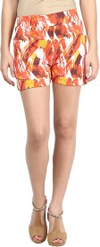 Sakhi Sang Printed Women's Basic Shorts