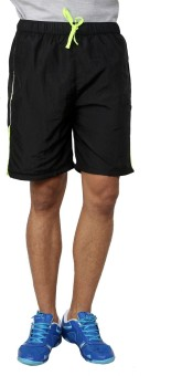 NU9 2044 Solid Men's Basic Shorts