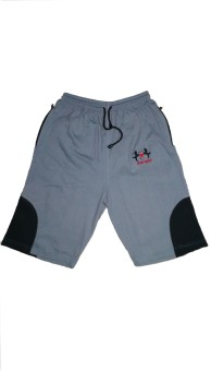 T2F Solid Men's Running Shorts, Sports Shorts, Basic Shorts, Gym Shorts, Boxer Shorts, Night Shorts