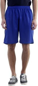 Meebaw Self Design Men's Blue, Black, Black, Black, Black Sports Shorts