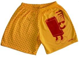 Udankhatola Dotted Polka Print Women's Basic Shorts - SRTE3FCRPUHFAWUT