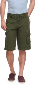 Wear Your Mind Solid Men's Cargo Shorts - SRTEBVXQK3UWYZMR