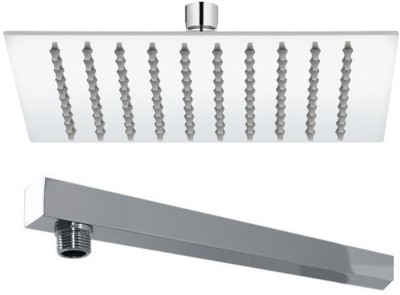 Kitsch-150mm-(6X6)-Combo-With-525mm-(21)-Long-Ss-Square-Showerarm-For-Shower-Head