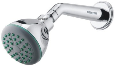 speed-Round-Head-Overhead-shower-With-Phantom-9-Inch-Shower-Arm-Shower-Head