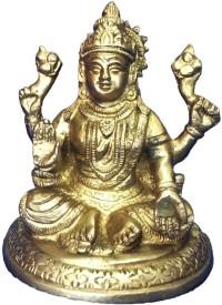 Art Antiqua Lakshmi Giving Blessing Showpiece  -  11 cm