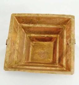Giri Havan Kund small Showpiece - 2.5 cm