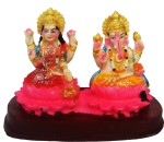 AnnKay Handicrafts Diwali Goddess Lakshmi Lord Ganesh