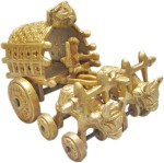 Galaxy Brass Bullock Cart